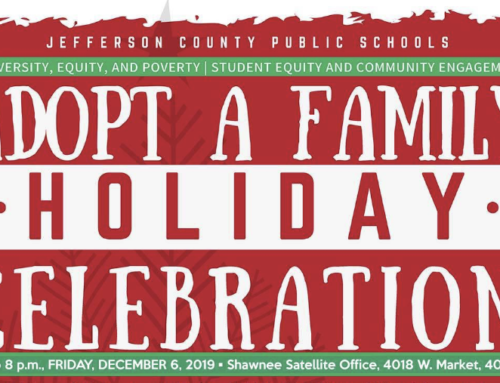 DHC Supported JCPS' Adopt A Family Winter Program