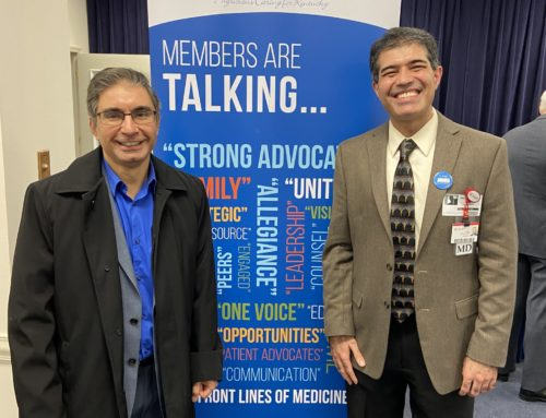 DHC Visits 2020 Physicians Day at the Capitol