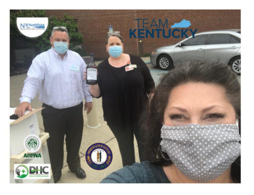 KN95 Masks Head to District 88