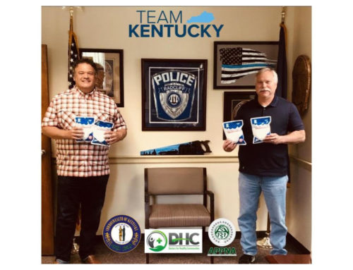 DHC and APPNA Provide Masks to KY District 10