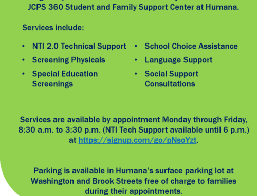 DHC Joins JCPS 360 Student and Family Support Center at Humana