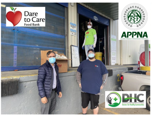 DHC and APPNA Team with Dare to Care and Kroger for Food Deliveries