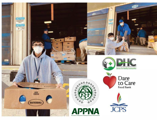 DHC, APPNA and Dare to Care Deliver Thanksgiving Meals to JCPS
