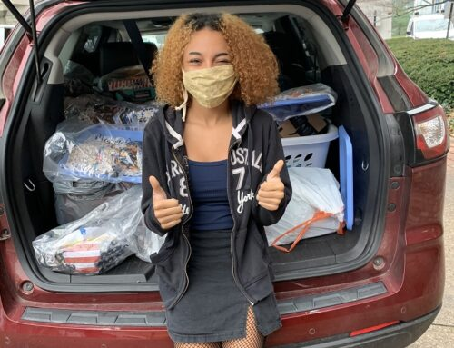 Kalia's Kloset and DHC Provide Supplies to Children at Norton's