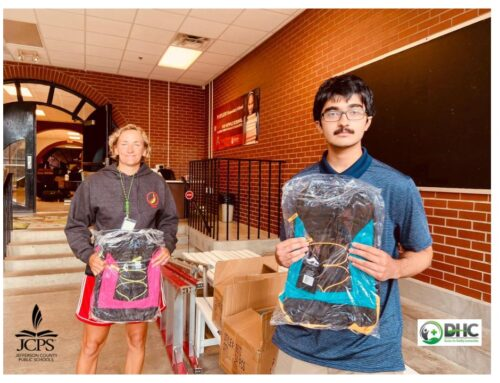 School Bags Delivered to Portland Elementary