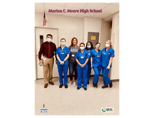 DHC Participated in School Physicals at Marion C. Moore High School