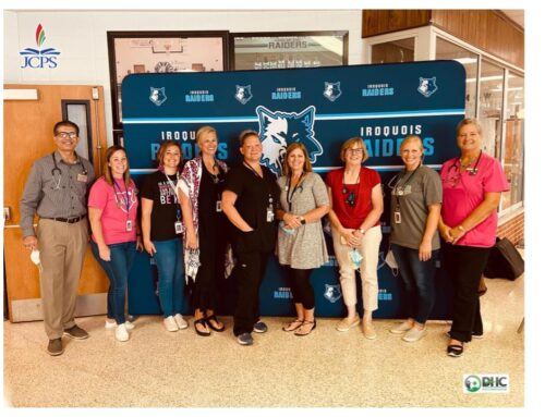 Sports & School Physicals and COVID-19 vaccines at Iroquois High School