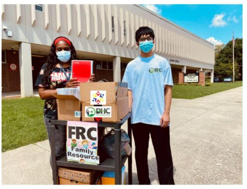 School Supplies Delivered to Ashland Elementary