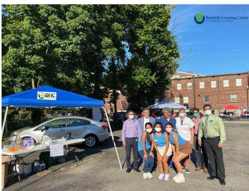 Backside Learning Center's Back to School Event was a Huge Success
